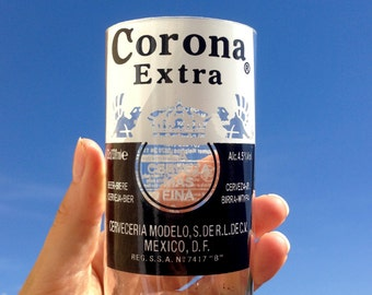 Corona Beer Glass