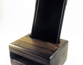 Wooden Acoustic Iphone Speaker
