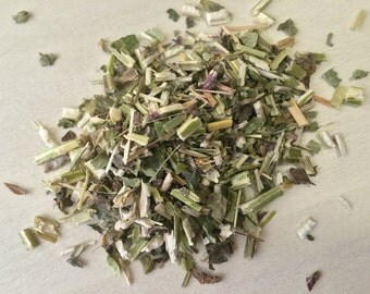 Wood Betony, Stachys officinalis ~ Sacred Herbs from Schmerbals Herbals