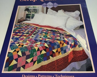 Scrap Quilts book