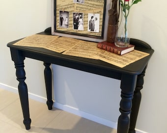 Hall Table | Console Table | Revamped | Sheet Music