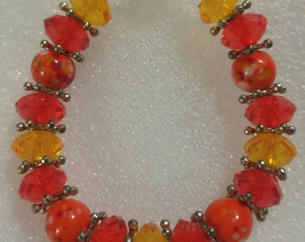 Summer Fun Beaded Bracelet