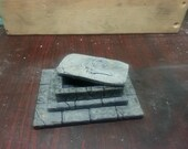 Sarcophagus for Dungeons and Dragons, Pathfinder, or Dwarven Forge.