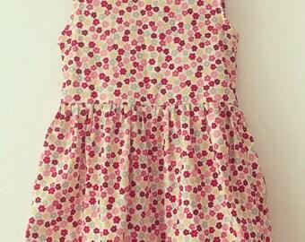 Girls' bespoke dress