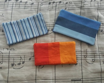 Woven Fabric Strap Pads