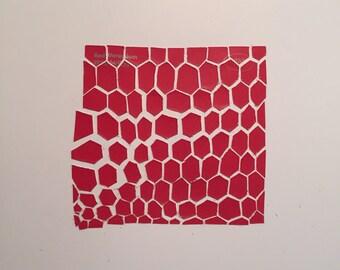 Hexagon Paintchip
