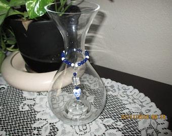 Wine Bottle Bling