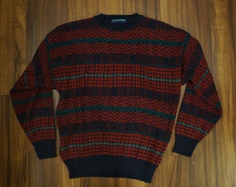 Loose-fit Knitted Sweater