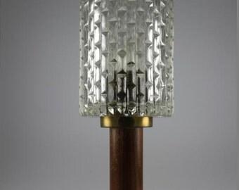 Vintage 60ies table lamp (refurbished)