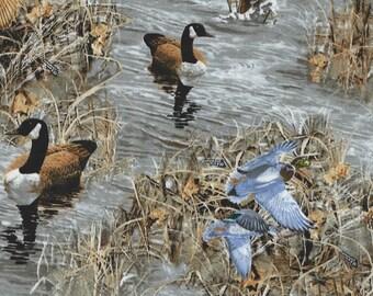 Real Tree, Ducks,Canadian Geese,Mallards,