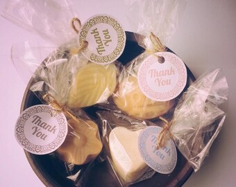 Honey Soap Favors (1.5 oz)