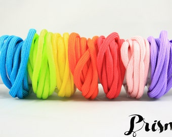 Set-Paracord-7Couleurs-4 mm x 1 meter of each color cord creating jewelry lace