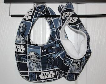 Star Wars Two Piece Bib Set