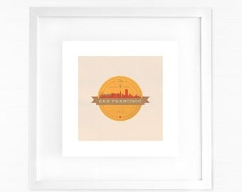 SanFranciscoWallDecor