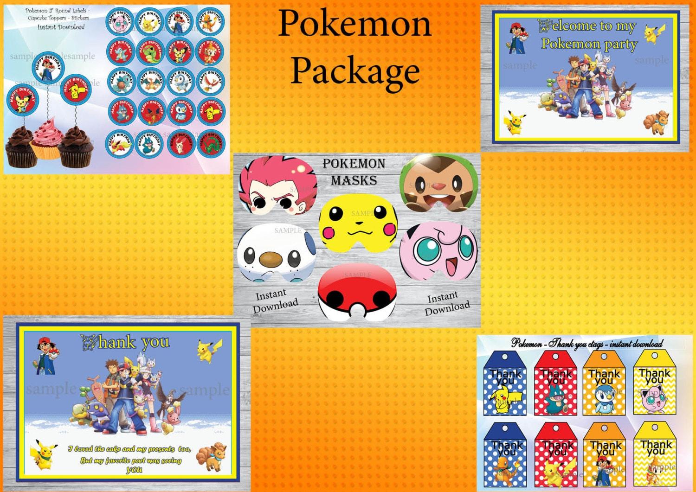 Pokemon pkg download