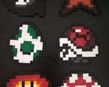 Beads ironing Mario World