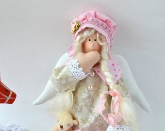 Pink dreams! Sleepy Angel!