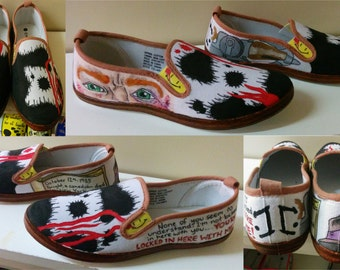 Rorschach Shoes: Women's