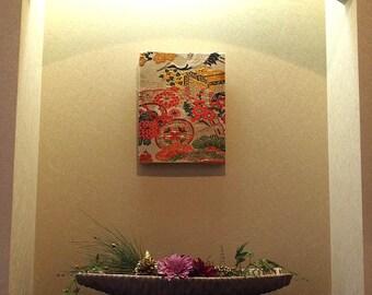 Tapestry (Wall Art) KImono (Obi) Japan 0000010
