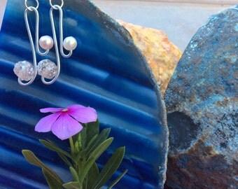 Free Form Wire Earrings