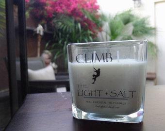 Climb - Pure Essential Oil Candle