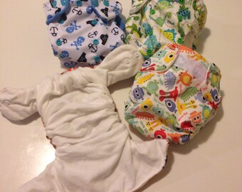 Adjustable Baby Diaper Covers