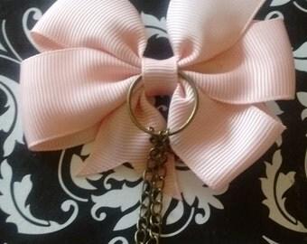 Loop hair pink