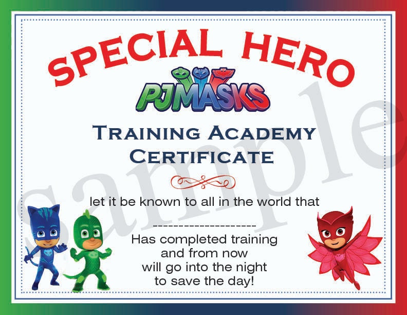 It is a picture of Genius Pj Masks Mask Printable