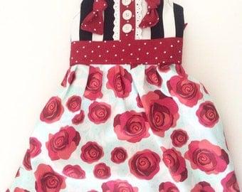 Wonderland knot dress