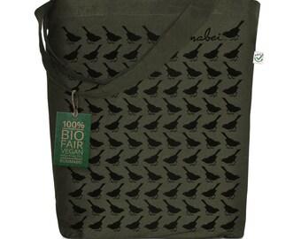 Organic Premium bag bird walk