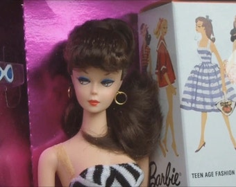 35th ANNIVERSARY BARBIE 1994 release in the VINTAGE Reproduction Collection
