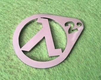 Half-Life 2 Keychain