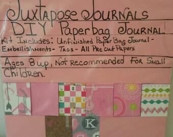 Paperbag Journal Kit