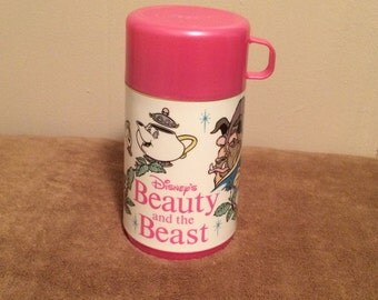 Disney Thermo, The Beauty and the Beast