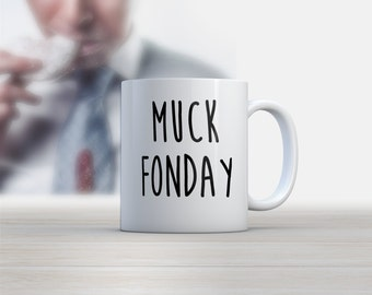 Muck Fonday  11oz Coffee Mug