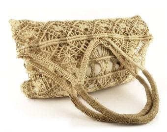 Unique Macrame Handbags Related Items Etsy