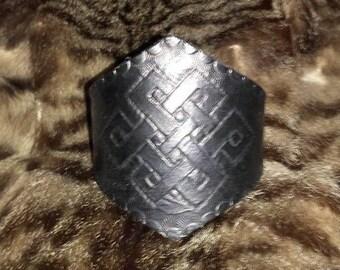 Bracelet Celtic knot motif