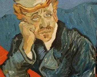 Van Gogh Replica(11x14)