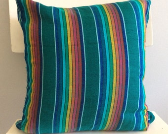 Mexican Pillow Cover Decorative 16x16