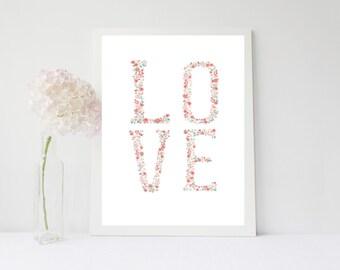 Love - Print