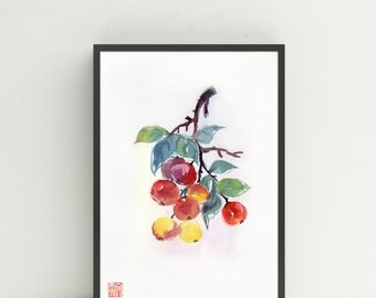 Red fruit-2