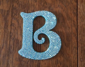 "Gorgeous decorated ""B"""