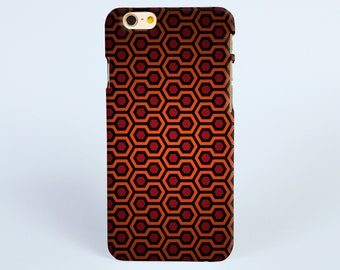 iPhone 7 Case, iPhone 7 plus Case, iPhone 6 Plus Case, iPhone 6 Case, iPhone 6s Case, iPhone 5s Case, iPhone Cases Hexagon Geometric pattern