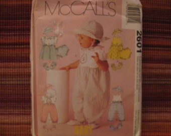 BOSS McCall's 2601 together for baby from 13 to 24 lbs