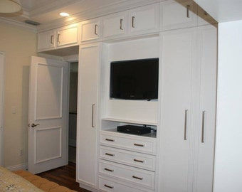 Custom made storage or cabinet