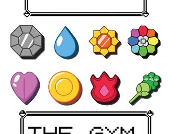 Pokemon 'Hitting the gym'