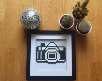 Camera in the 3D picture frame