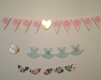 Baby Girls Are Tutu Cute Banner