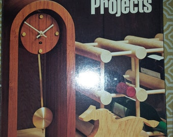 Sunset Woodworking Projects revised edition