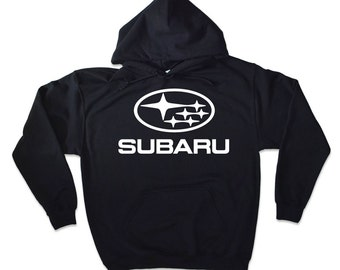 Subaru Hoodie or Tee